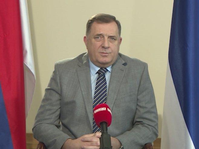 Додик: Доношење Устава било у тренутку када у БиХ још није било оружаних сукоба и то је одражавало вољу српског народа