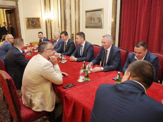 У Београду о отварању Крајишке и Херцеговачке куће