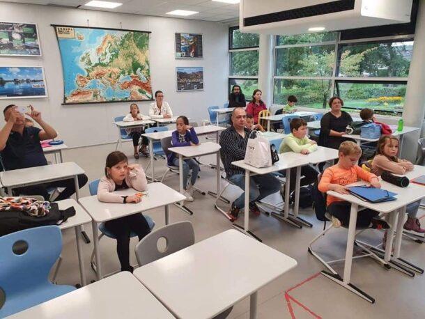 Отворена прва допунска школа у Ротердаму