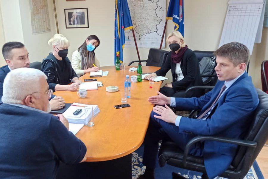 Повезивање институција у кампањи заштите имовинских права Срба у Федерацији